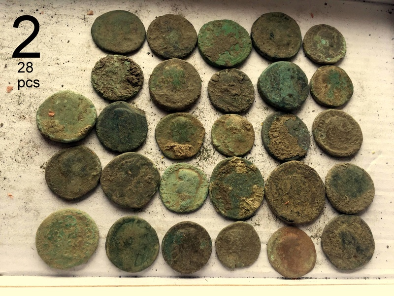 Large Roman Coins 111
