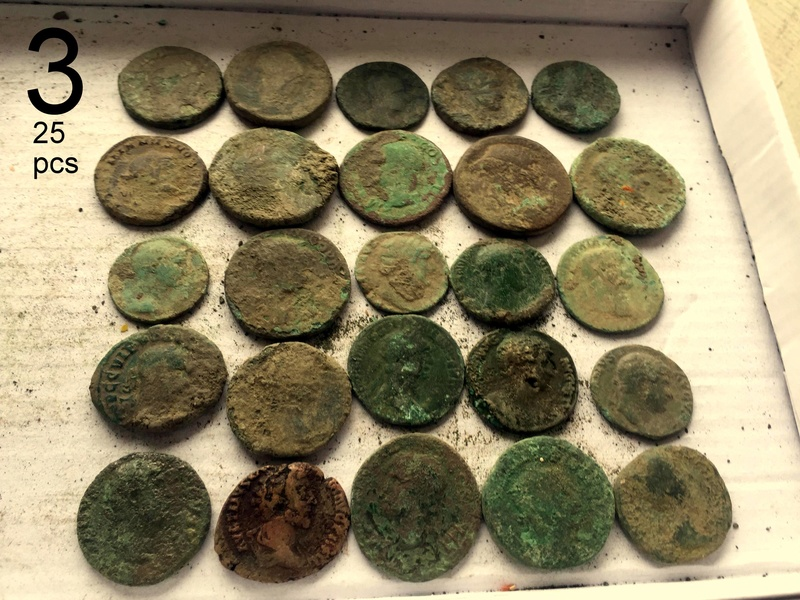 Large Roman Coins 211
