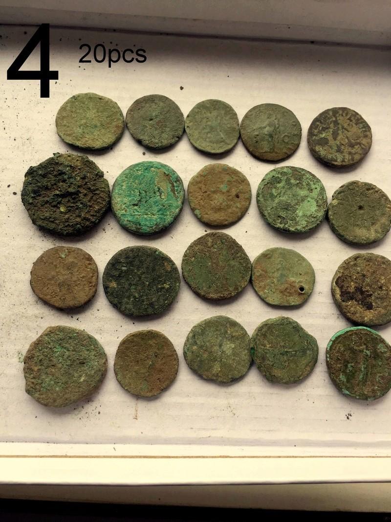 Large Roman Coins 3-311