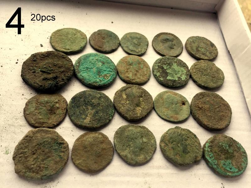 Large Roman Coins 311