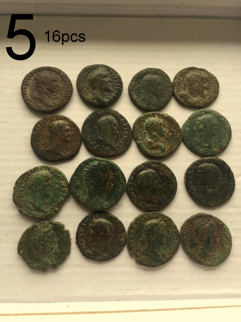 Large Roman Coins 411