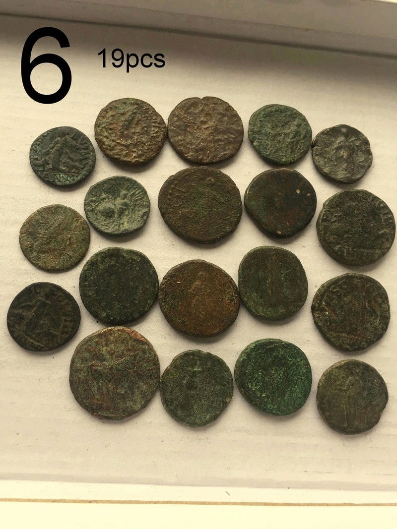 Large Roman Coins 5-511