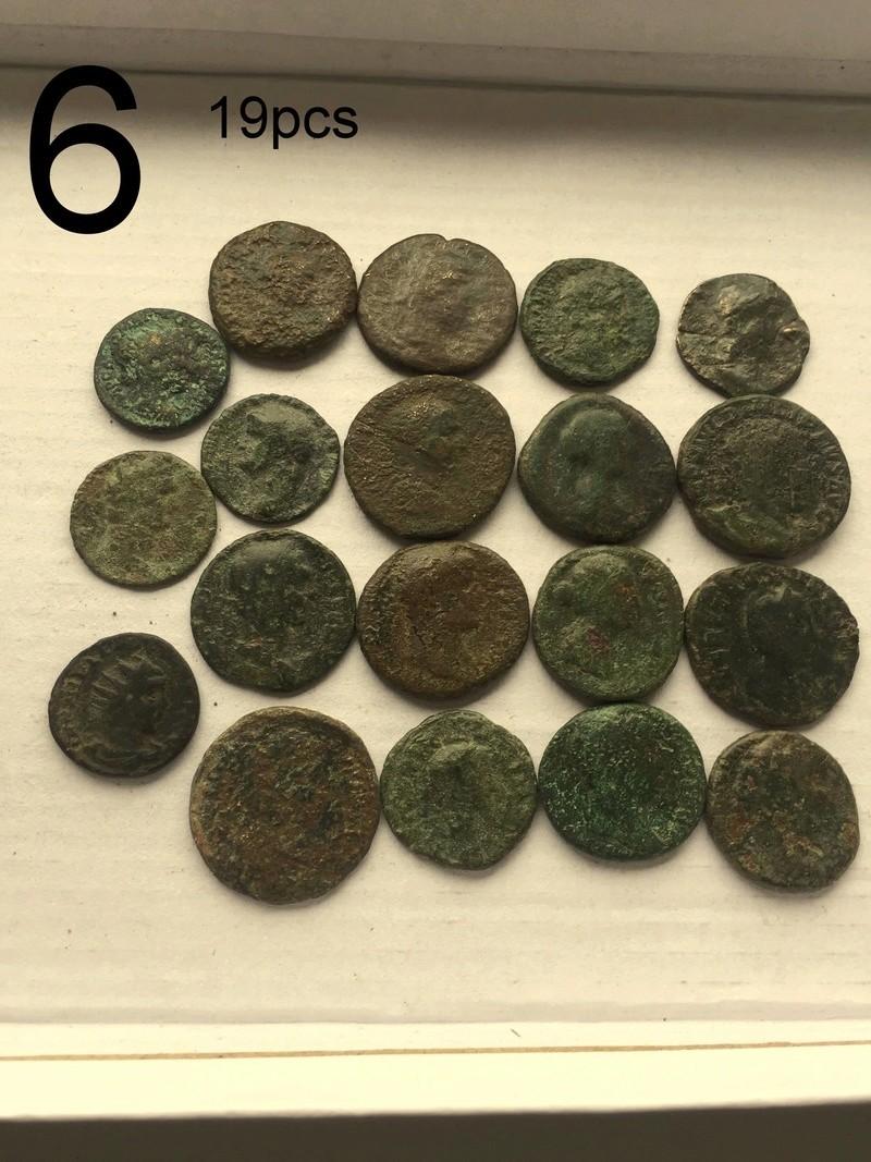 Large Roman Coins 511