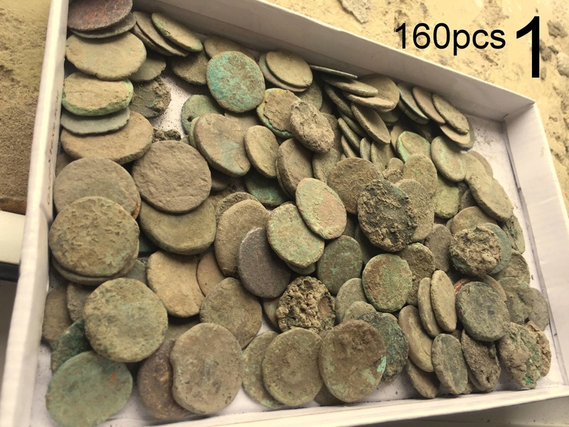 Large Roman Coins 6-111