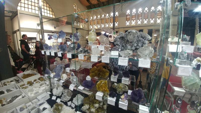XXII Feria de Minerales y Fósiles de La Unión - 2018 02f33f10