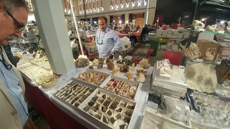 XXII Feria de Minerales y Fósiles de La Unión - 2018 11671c10