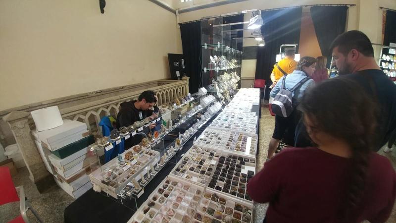 XXII Feria de Minerales y Fósiles de La Unión - 2018 130cc510