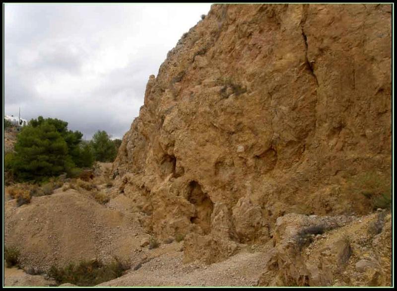MINA APROVECHADO, EL PINAR DE BEDAR, BEDAR (Almería) 1a10