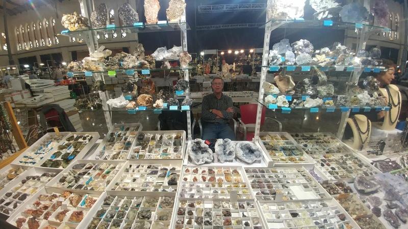XXII Feria de Minerales y Fósiles de La Unión - 2018 1b2f8410