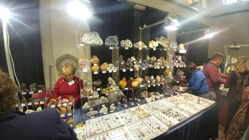 XXII Feria de Minerales y Fósiles de La Unión - 2018 1c356010