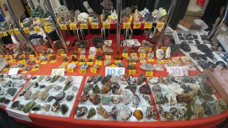 XXII Feria de Minerales y Fósiles de La Unión - 2018 1d7ca610
