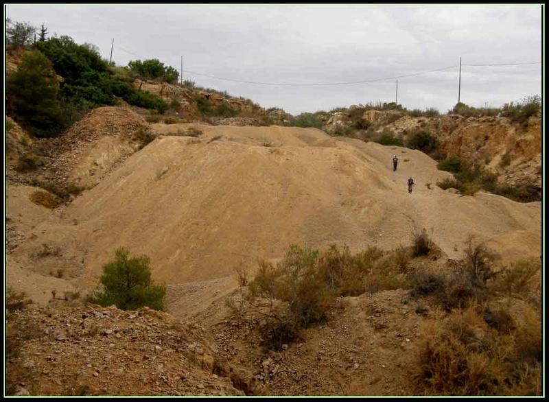 MINA APROVECHADO, EL PINAR DE BEDAR, BEDAR (Almería) 210