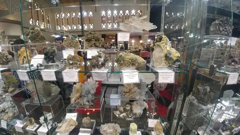 XXII Feria de Minerales y Fósiles de La Unión - 2018 24bdeb10
