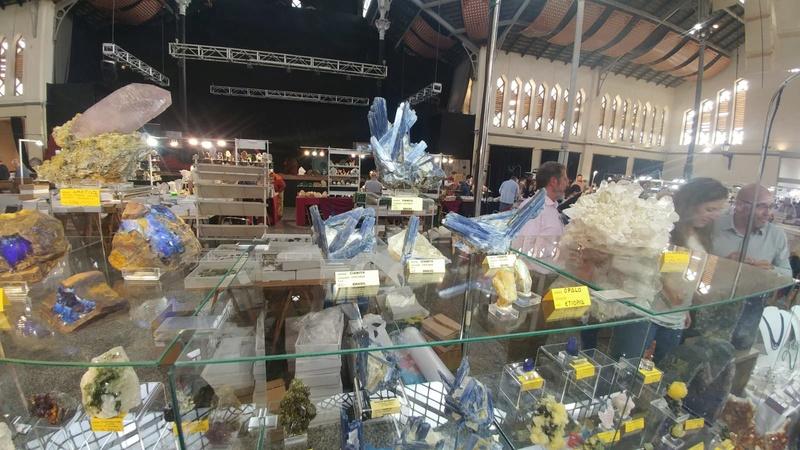 XXII Feria de Minerales y Fósiles de La Unión - 2018 25f2b010