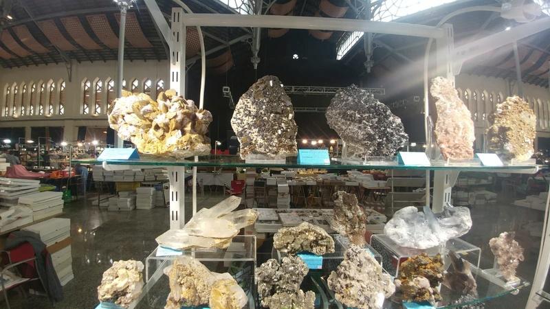 XXII Feria de Minerales y Fósiles de La Unión - 2018 35bde910