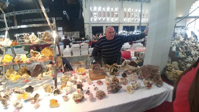 XXII Feria de Minerales y Fósiles de La Unión - 2018 3a1e9a10
