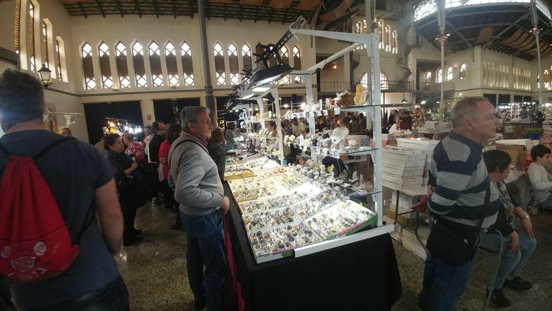 XXII Feria de Minerales y Fósiles de La Unión - 2018 3c07fd10