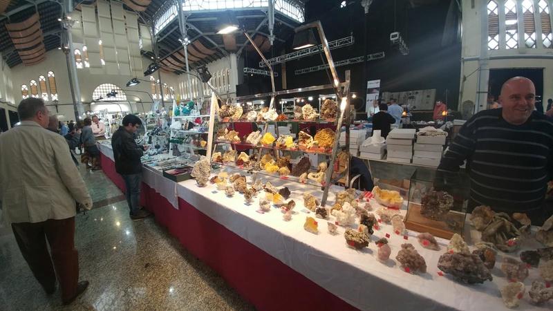 XXII Feria de Minerales y Fósiles de La Unión - 2018 3d74b410