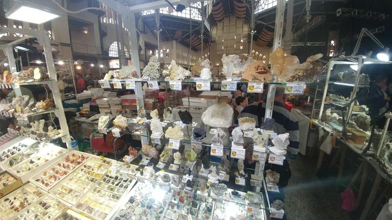 XXII Feria de Minerales y Fósiles de La Unión - 2018 4a002410