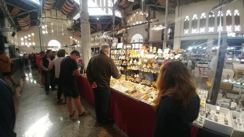 XXII Feria de Minerales y Fósiles de La Unión - 2018 4c008d10