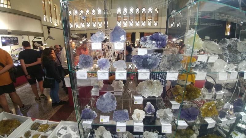 XXII Feria de Minerales y Fósiles de La Unión - 2018 4c98d910