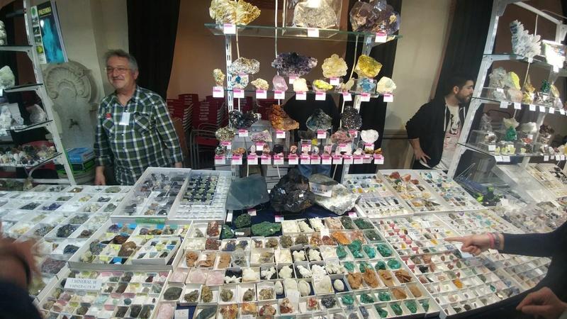 XXII Feria de Minerales y Fósiles de La Unión - 2018 4fcd6410