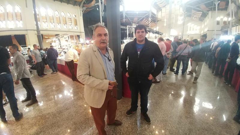 XXII Feria de Minerales y Fósiles de La Unión - 2018 55a92110