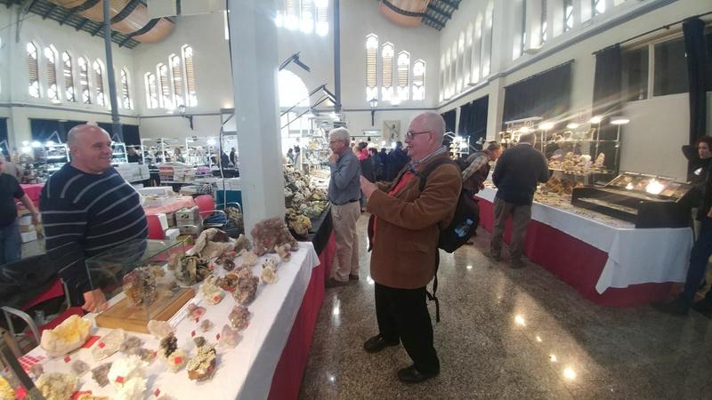 XXII Feria de Minerales y Fósiles de La Unión - 2018 56d4ae10