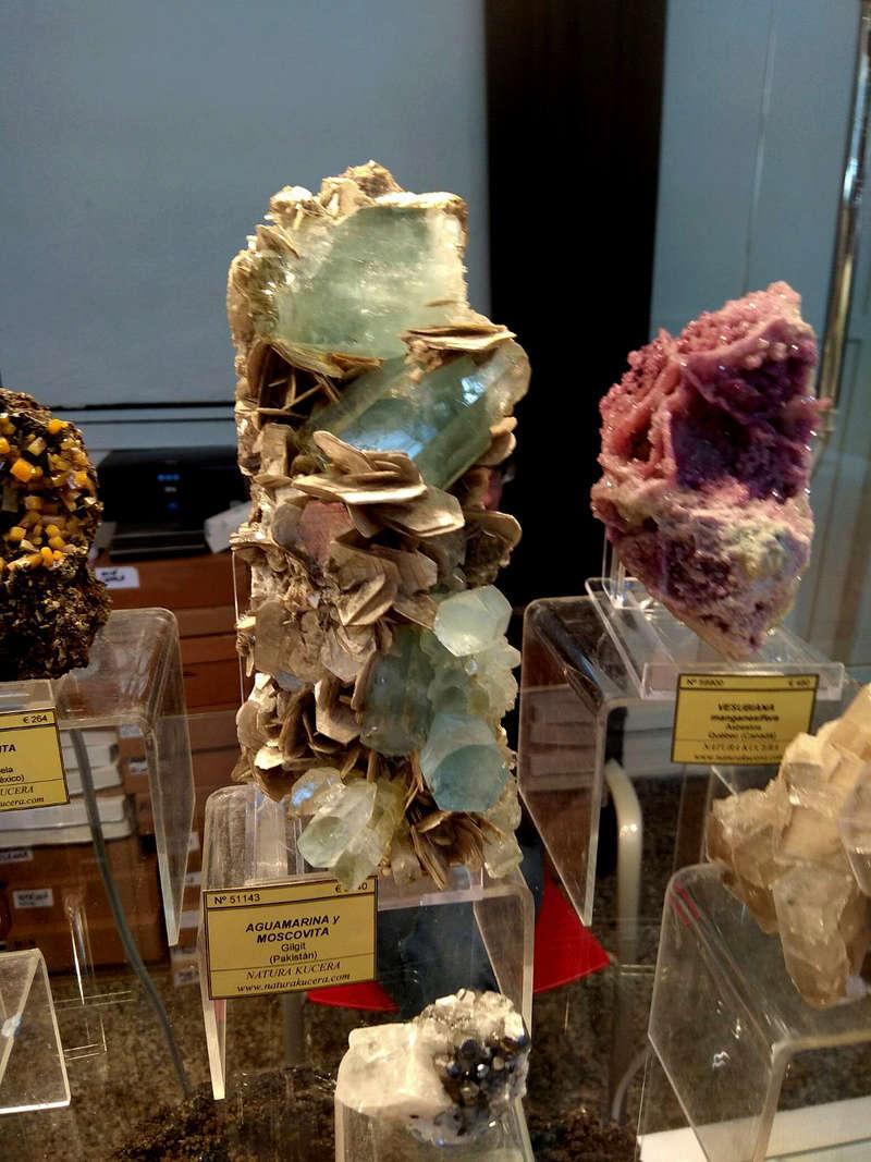 XXII Feria de Minerales y Fósiles de La Unión - 2018 56eeb210