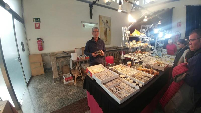 XXII Feria de Minerales y Fósiles de La Unión - 2018 56f10610