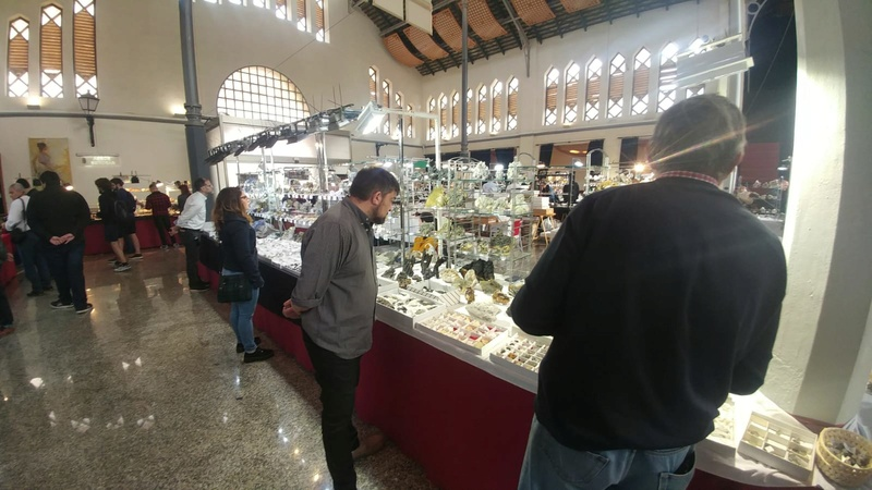 XXII Feria de Minerales y Fósiles de La Unión - 2018 5770e910