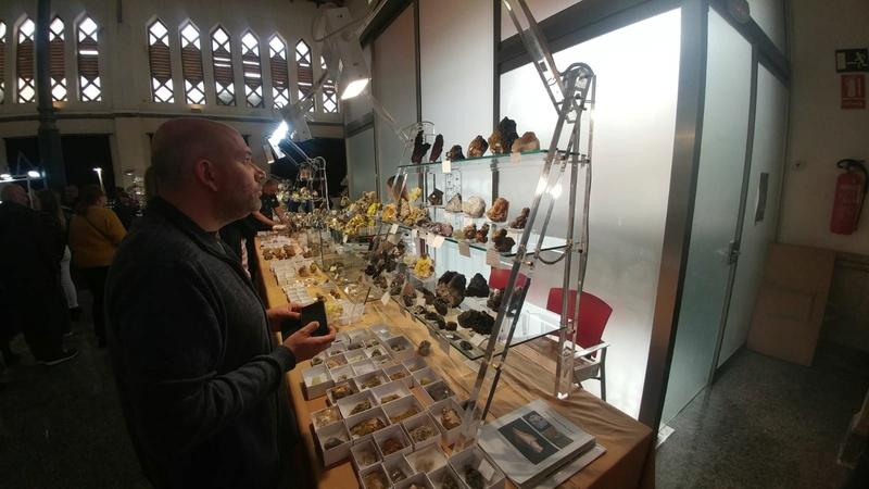 XXII Feria de Minerales y Fósiles de La Unión - 2018 58ef0710
