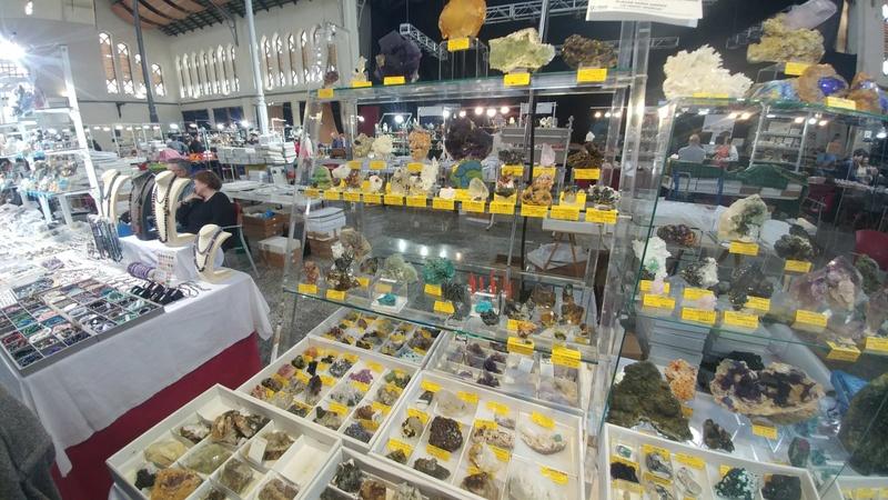 XXII Feria de Minerales y Fósiles de La Unión - 2018 5fc8d810