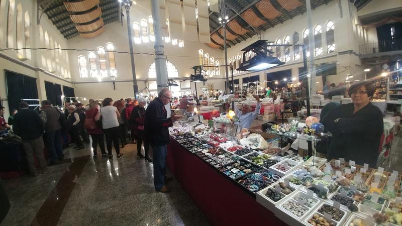 XXII Feria de Minerales y Fósiles de La Unión - 2018 71bf3210