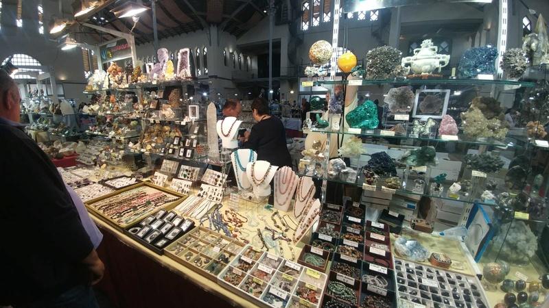 XXII Feria de Minerales y Fósiles de La Unión - 2018 74571010