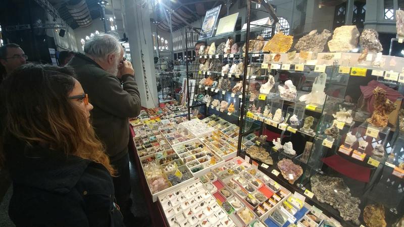 XXII Feria de Minerales y Fósiles de La Unión - 2018 76409210