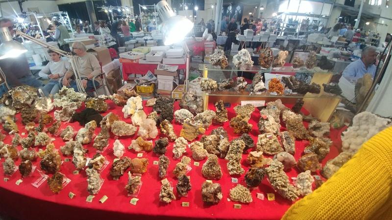 XXII Feria de Minerales y Fósiles de La Unión - 2018 7699b110