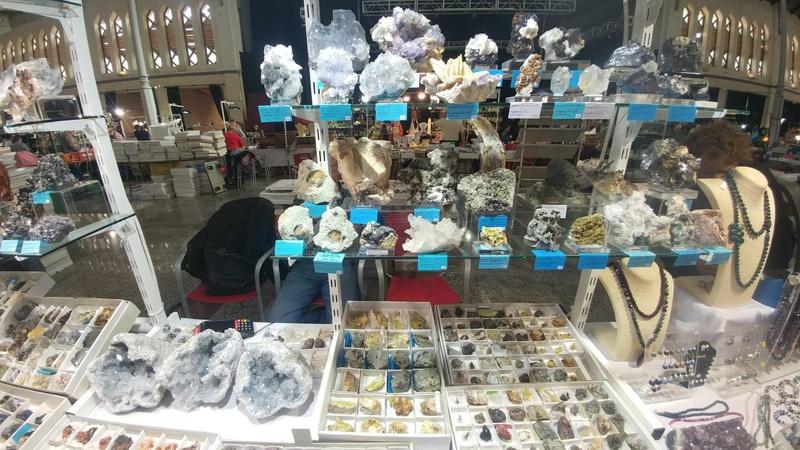 XXII Feria de Minerales y Fósiles de La Unión - 2018 7ab2b010