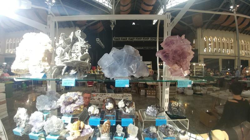 XXII Feria de Minerales y Fósiles de La Unión - 2018 803bfb10