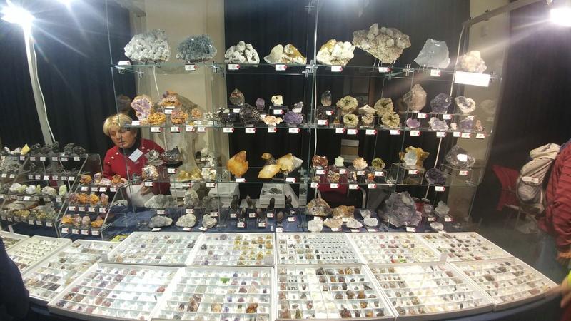 XXII Feria de Minerales y Fósiles de La Unión - 2018 8388a410