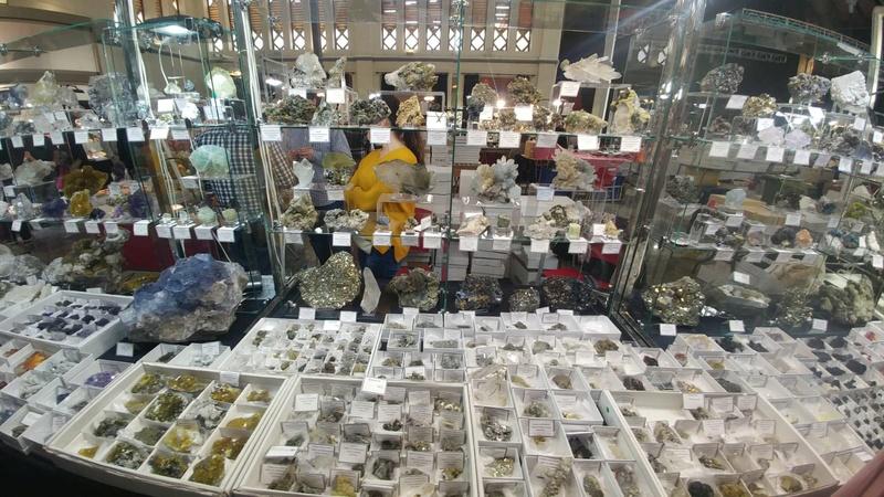 XXII Feria de Minerales y Fósiles de La Unión - 2018 86ef0c10
