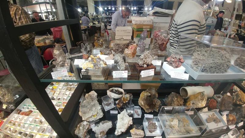 XXII Feria de Minerales y Fósiles de La Unión - 2018 890aaf10