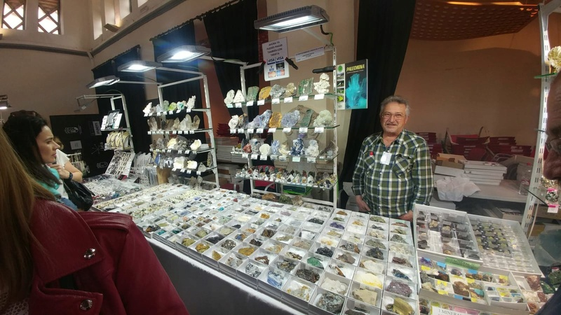 XXII Feria de Minerales y Fósiles de La Unión - 2018 8e28e810