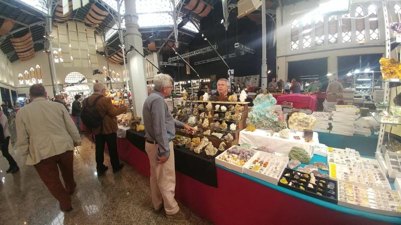 XXII Feria de Minerales y Fósiles de La Unión - 2018 93966310