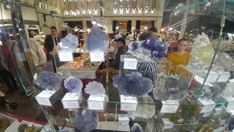 XXII Feria de Minerales y Fósiles de La Unión - 2018 9ccdfb10