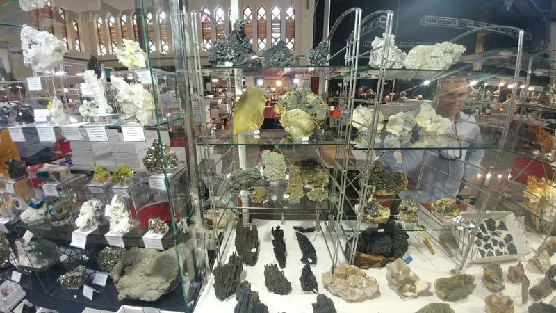 XXII Feria de Minerales y Fósiles de La Unión - 2018 9d1a6410