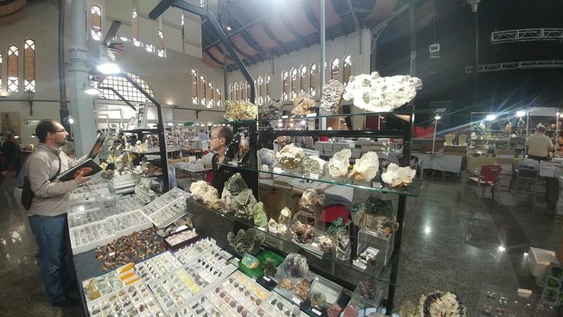XXII Feria de Minerales y Fósiles de La Unión - 2018 A0113610