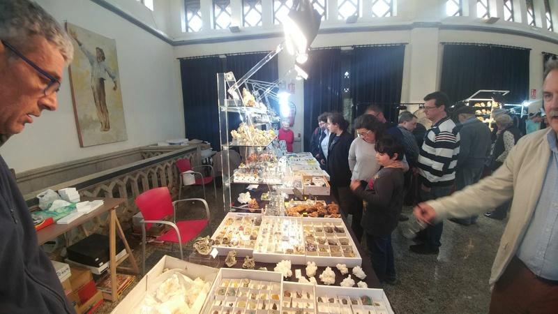 XXII Feria de Minerales y Fósiles de La Unión - 2018 A0c3ba10