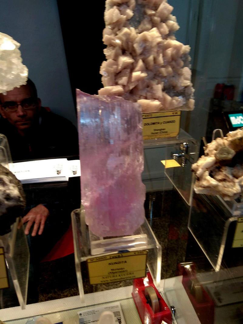 XXII Feria de Minerales y Fósiles de La Unión - 2018 A1dd4710