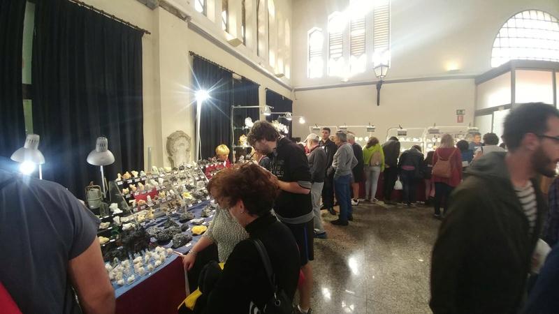 XXII Feria de Minerales y Fósiles de La Unión - 2018 Aa0b8a10